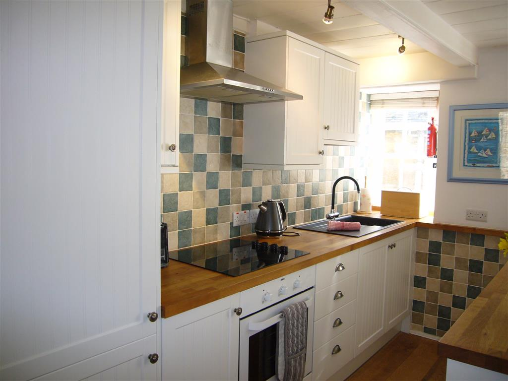 04) Porthia Cottage -  Open plan kitchen/sitting/dining room