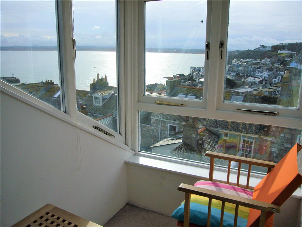 09) 9 Bowling Green Terrace -  View from bedroom 3