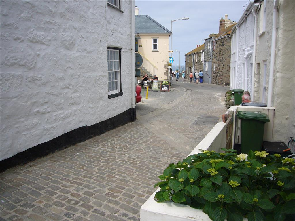 18) Windjammer -  View to Porthmeor