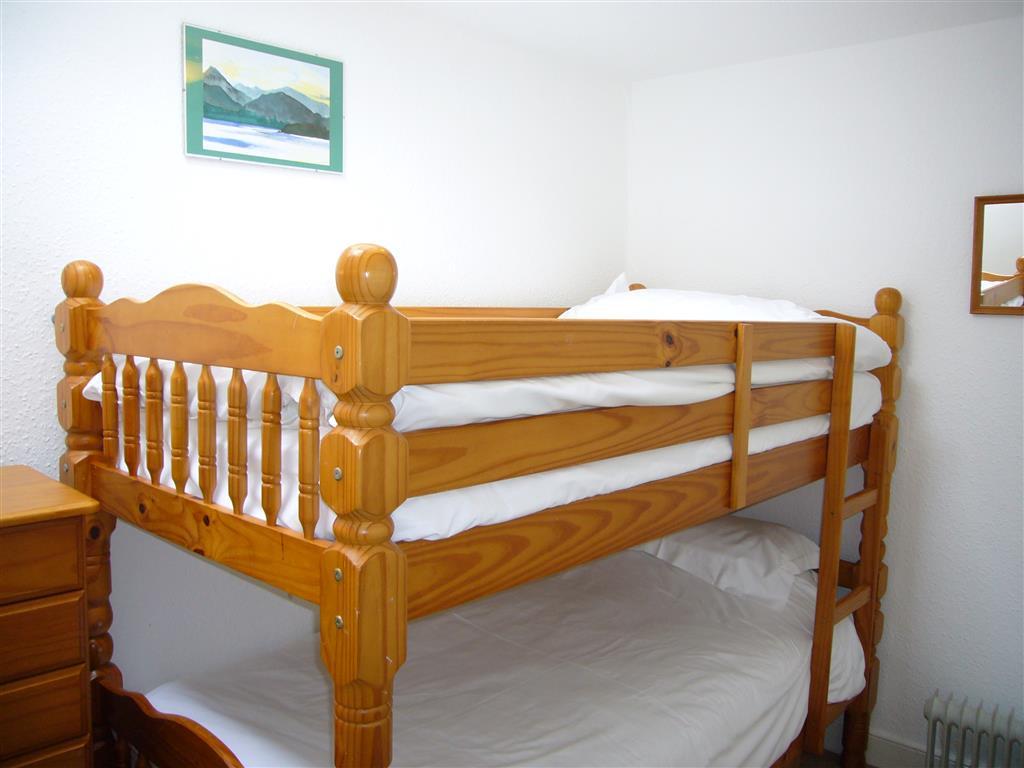 25) Silver Seahorse -  Bedroom 3