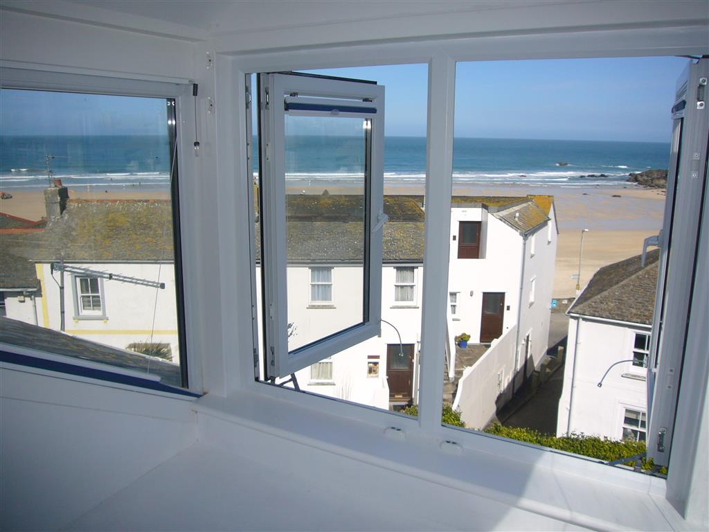 22) 2 Meadow Villas -  View from bedroom 3