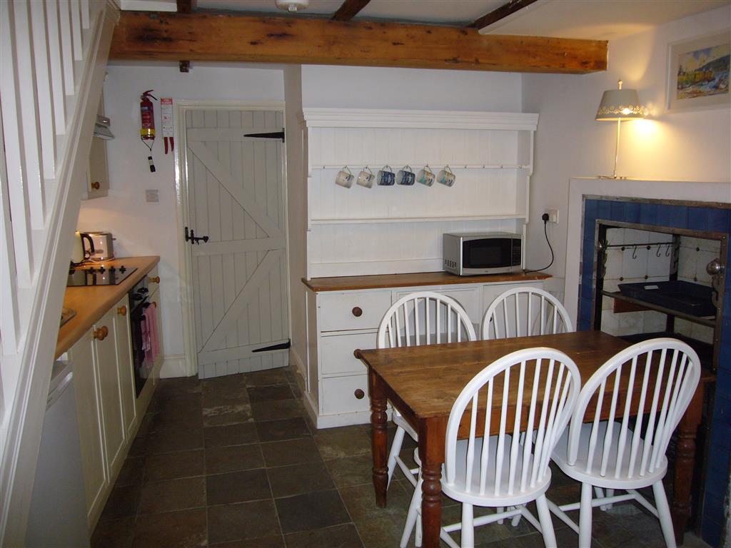47) 75 Back Road East -  Kitchen
