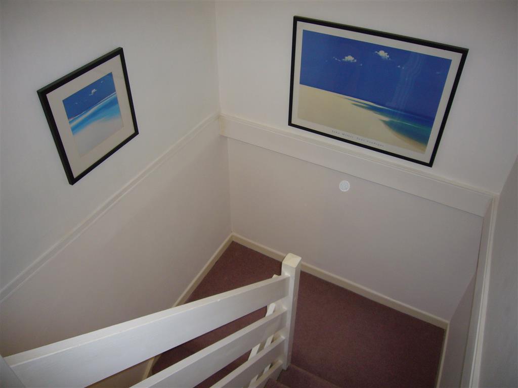 03) Serendipity -  Stairwell