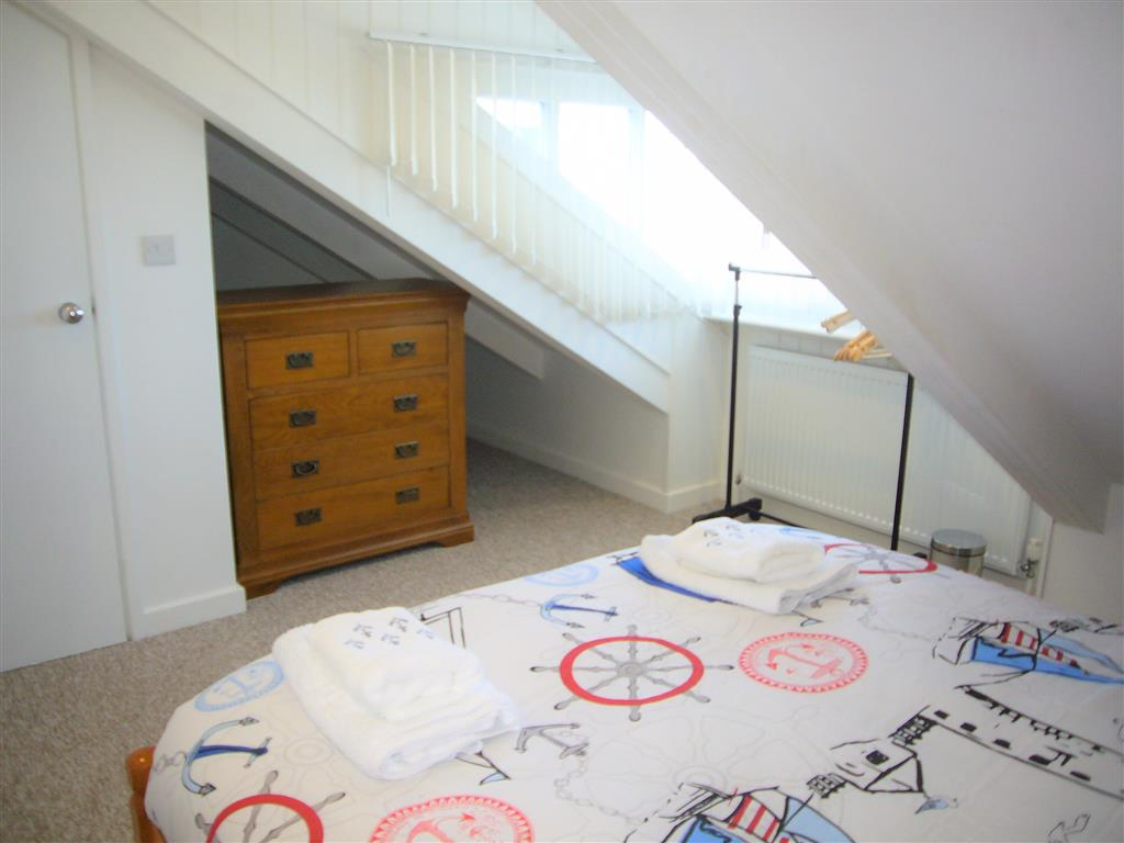 02) Alans Cottage -  Bedroom 3