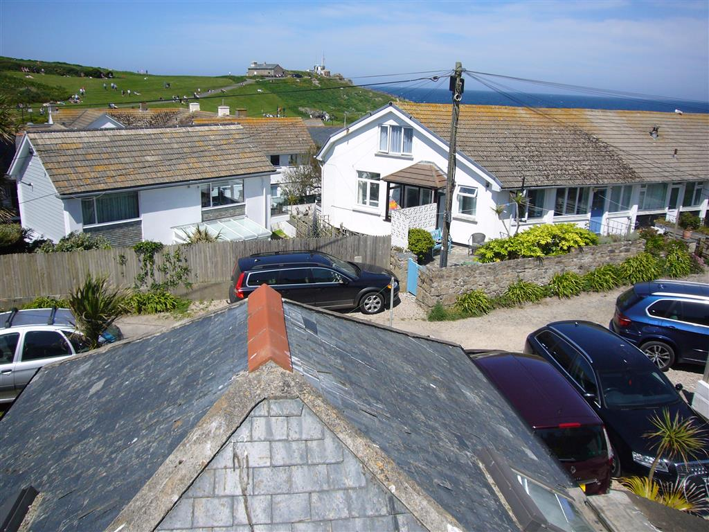 02) Alans Cottage -  View from bedroom 3