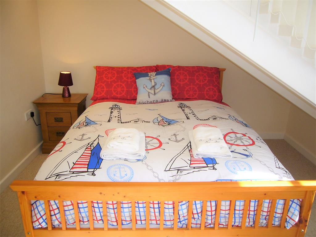 02) Alans Cottage -  Bedroom 4