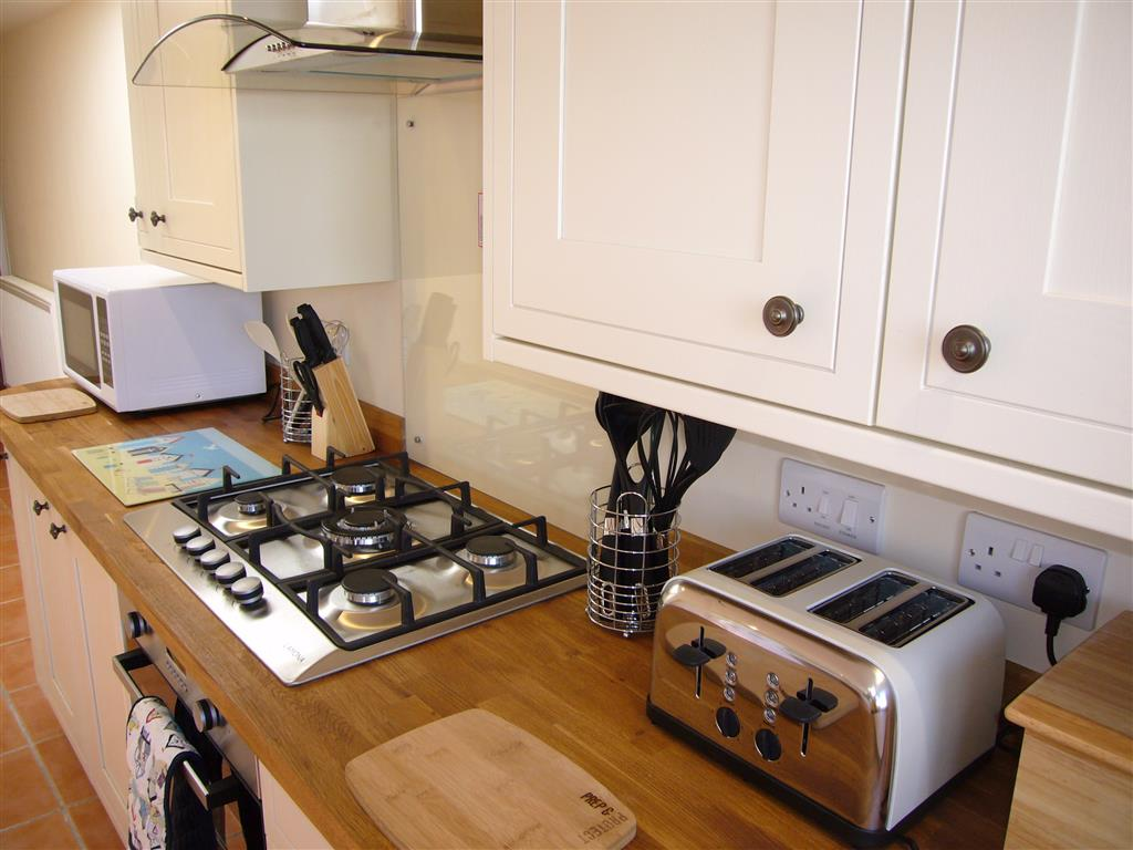 02) Alans Cottage -  Kitchen
