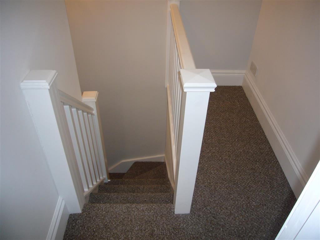 07) 24 Trenwith Place -  Stairs and storage to top floor