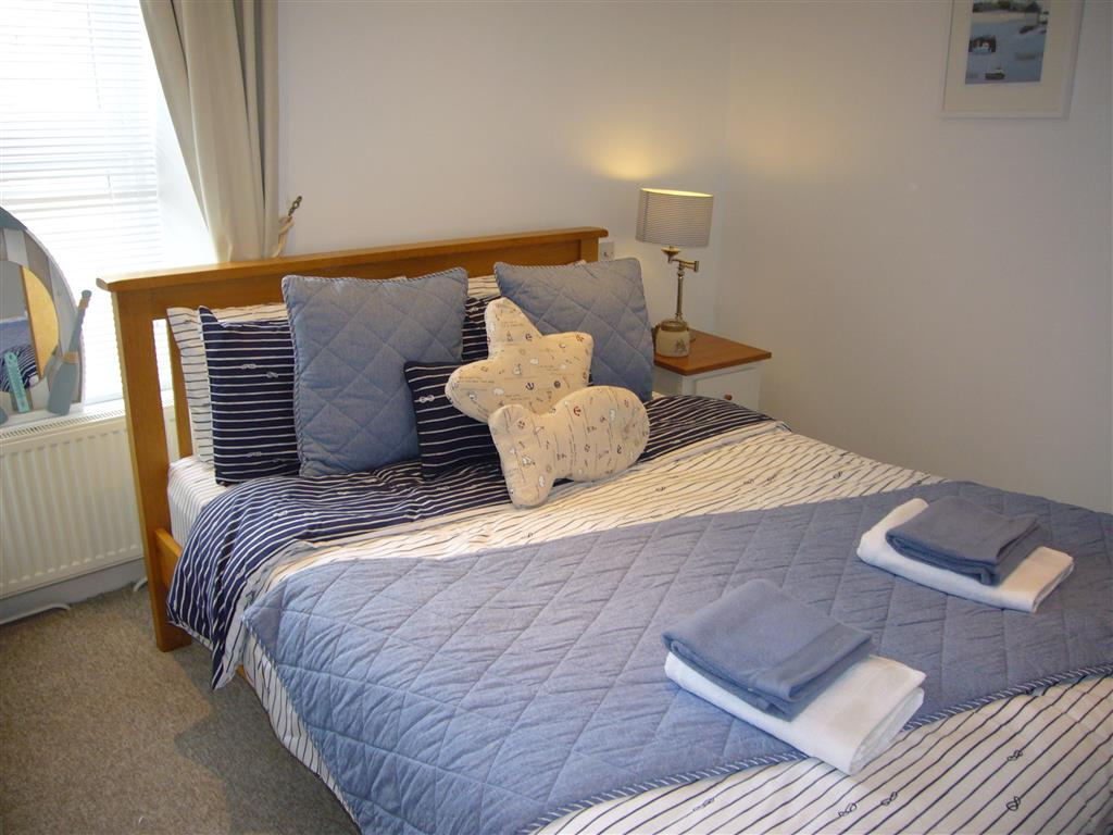 31) Sandy Cove Cottage -  Master bedroom