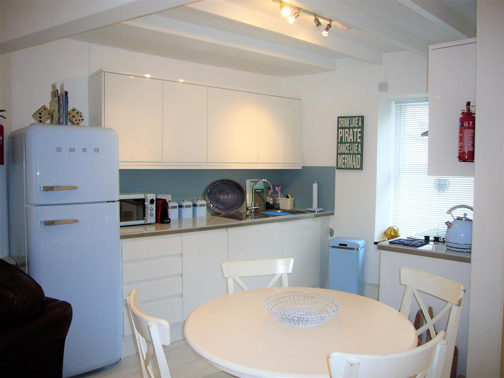 31) Sandy Cove Cottage -  Kitchen area