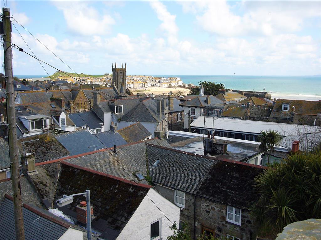 38) 5 Albert Terrace -  View from bedroom 2