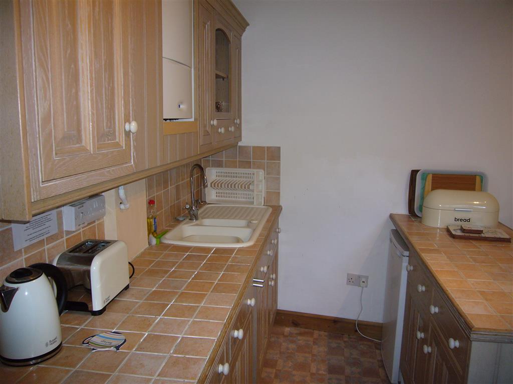 16) Jasmine Cottage -  Kitchen