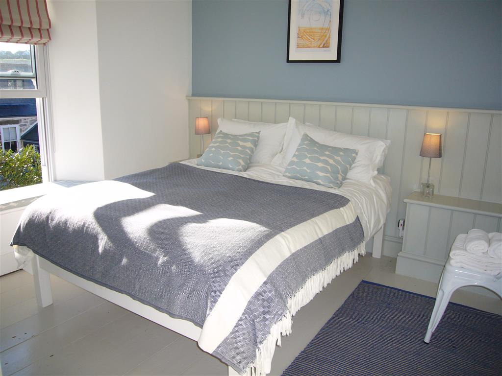 07) Porth House -  Bedroom 2