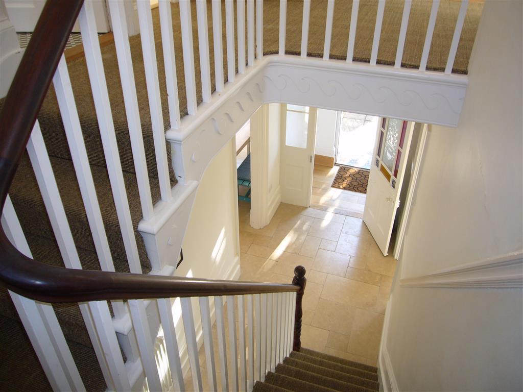 61) Porth Lite -  Stairwell