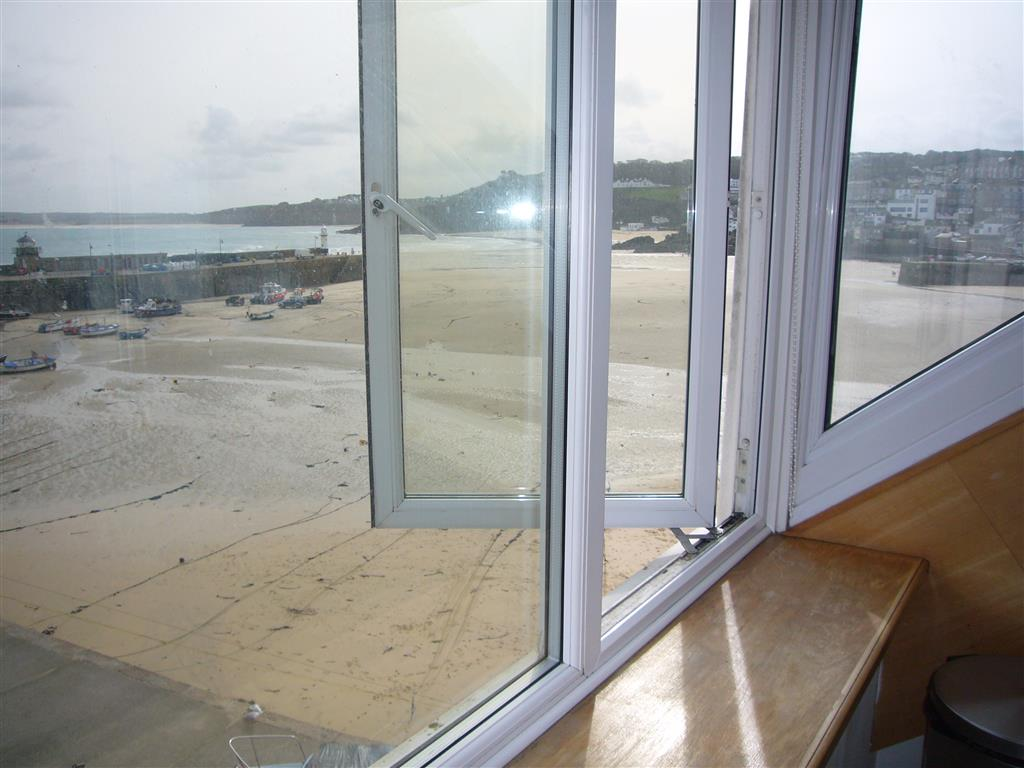 63) Crows Nest -  View from kitchen