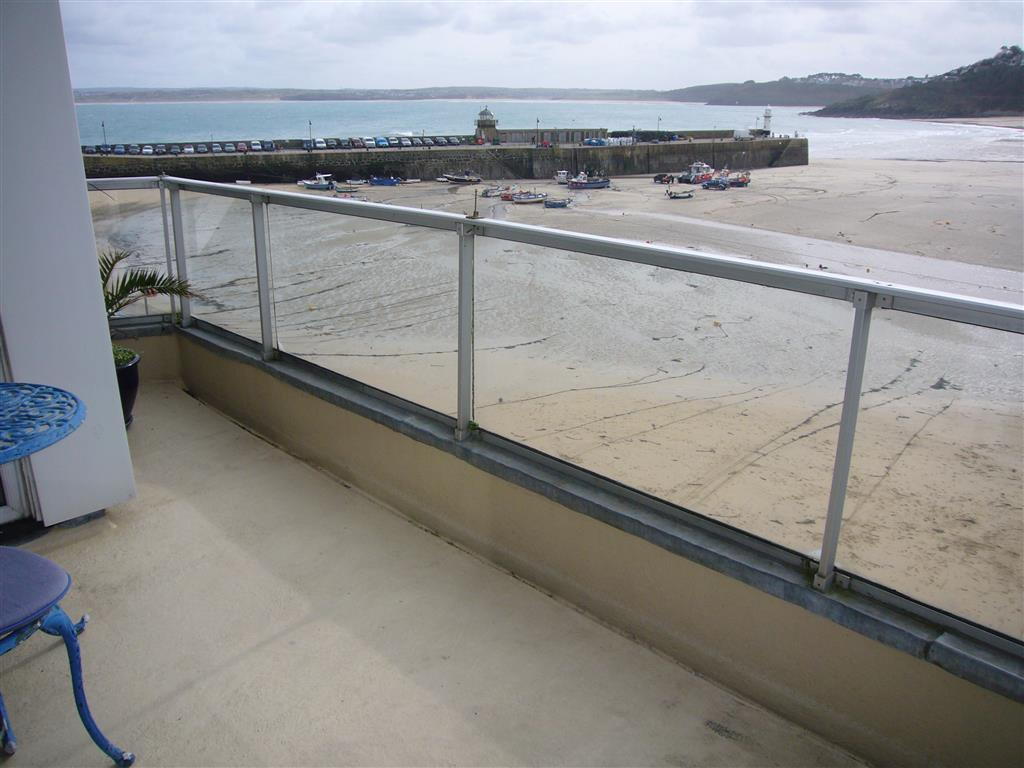 63) Crows Nest -  View from private balcony