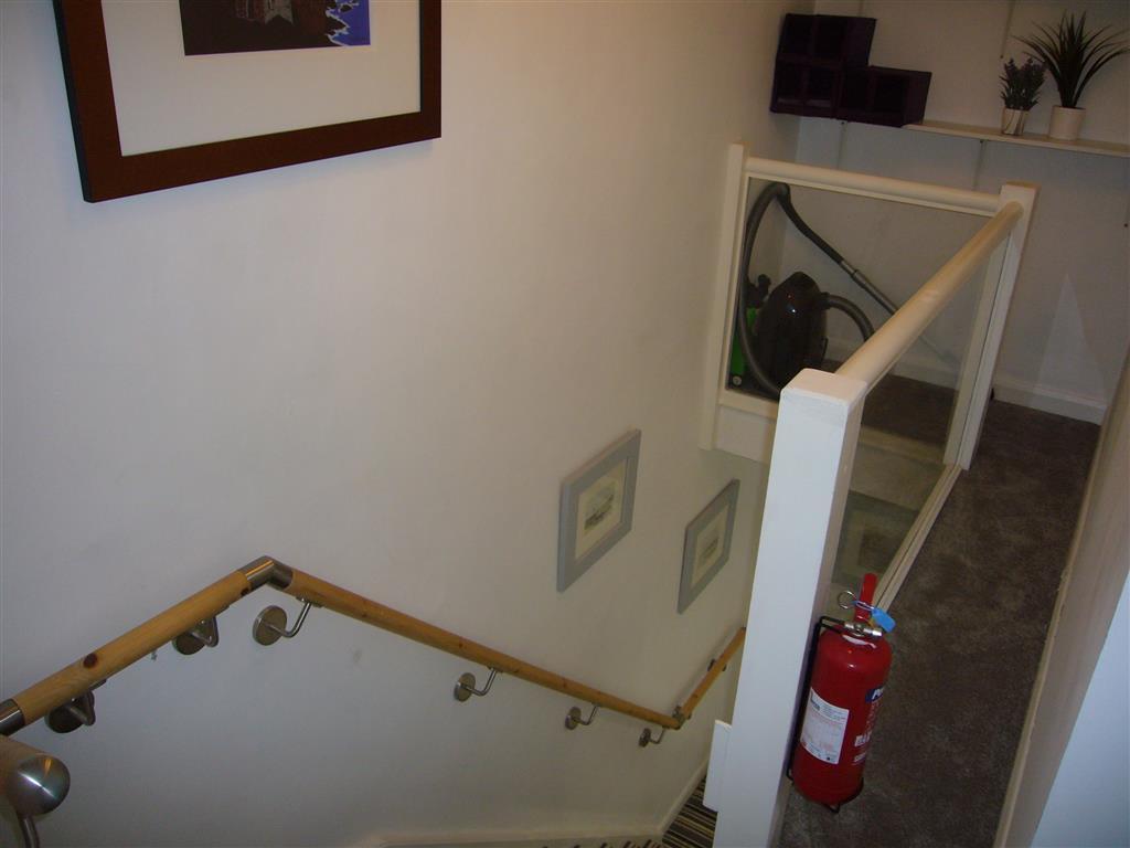 49) Stonesthrow -  Hallway at top