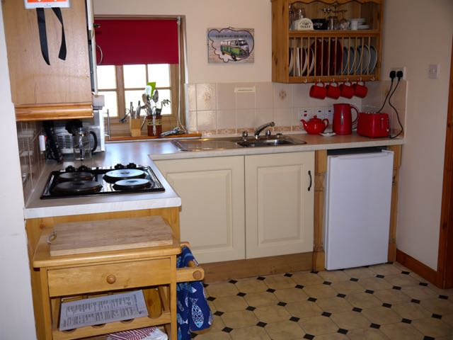 Old Cellars kitchen