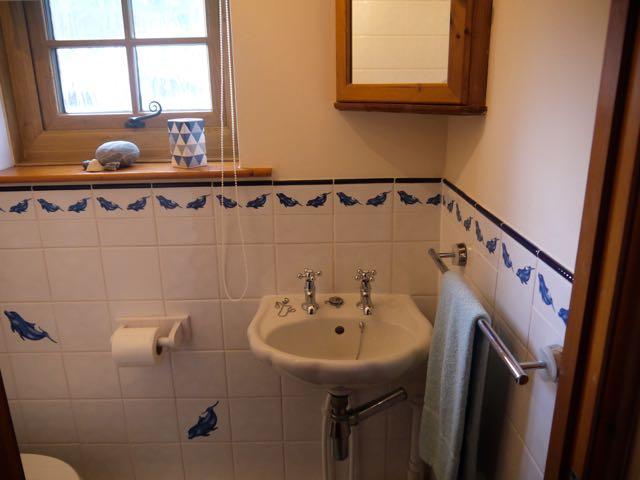 The Loft shower room