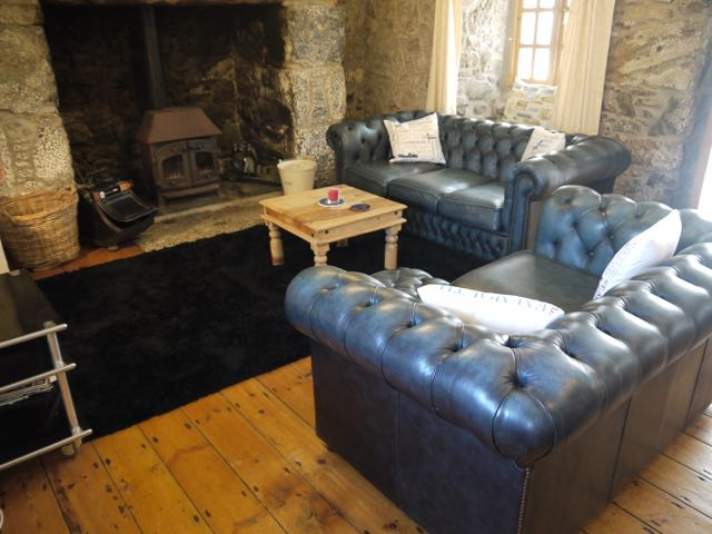 Lounge at Old Cellars
