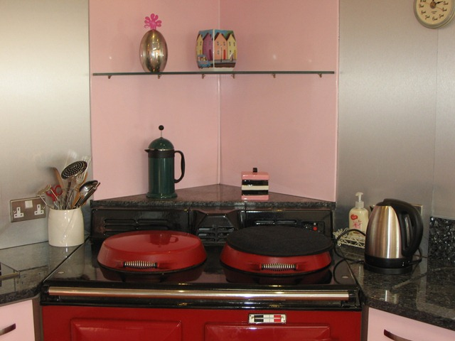 The red aga
