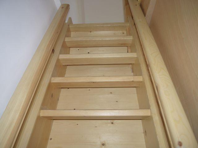 Ships staircase