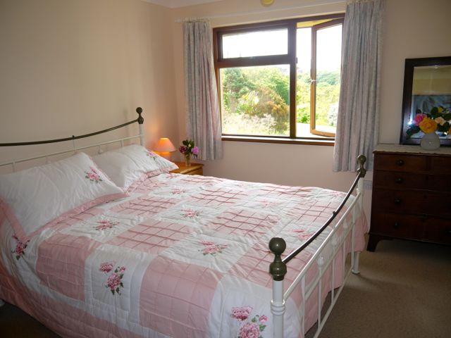 Pink double room