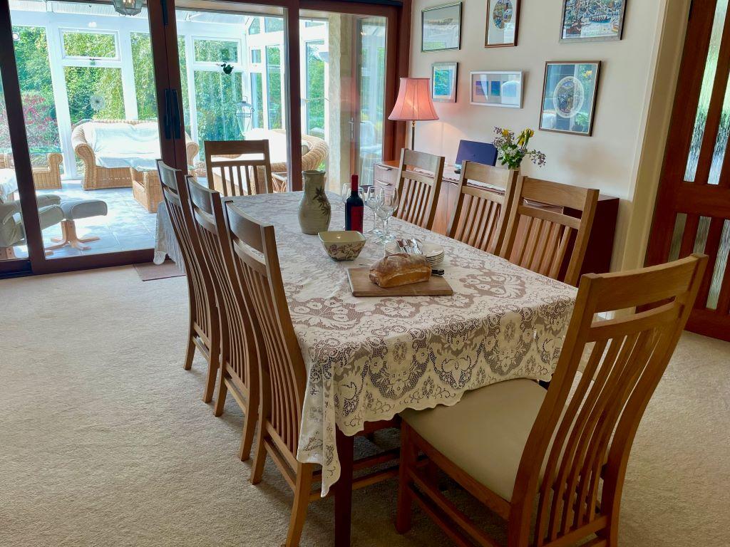 Beautiful well kept gardens