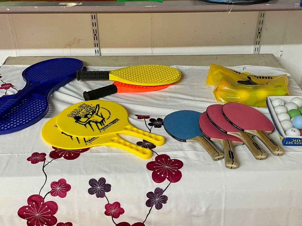 Quiet bedroom area