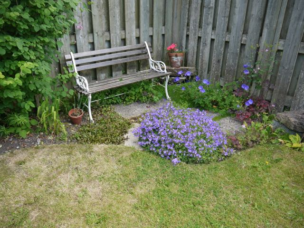 Stoneturners garden