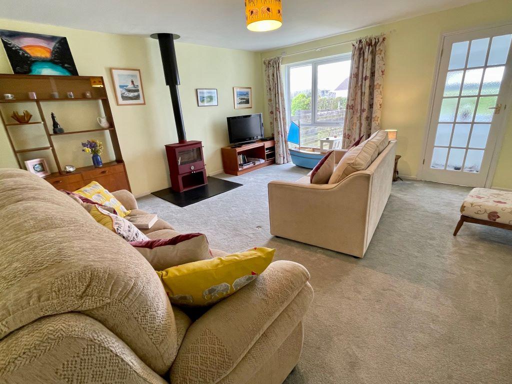 Chy an Reene kitchen
