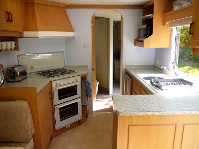 Trewidden kitchen