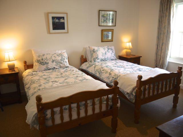 Ship twin bedroom