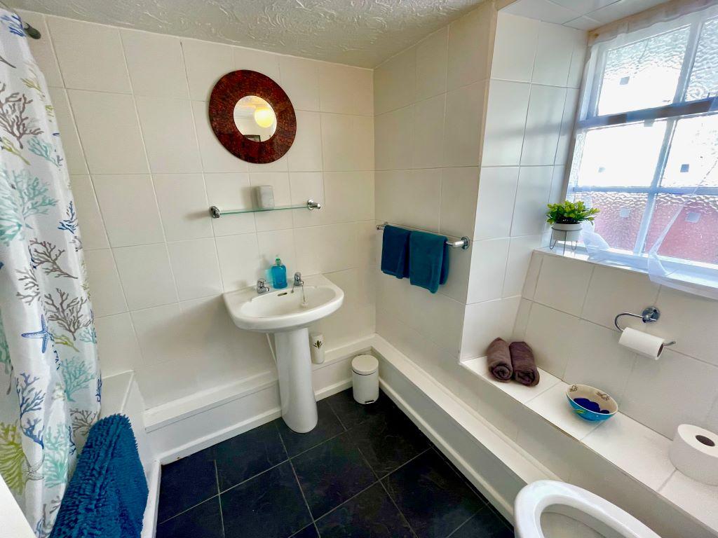 Vine stairs