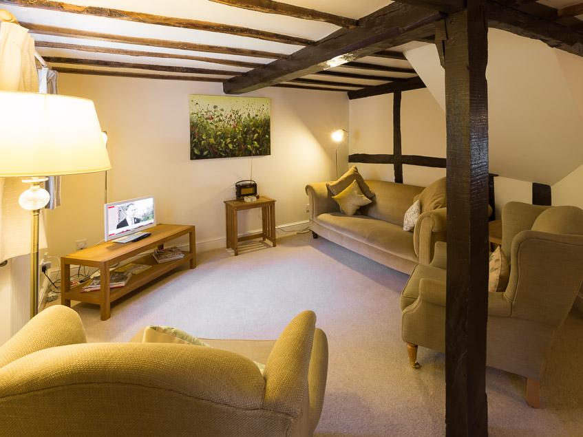 Japonica Living room