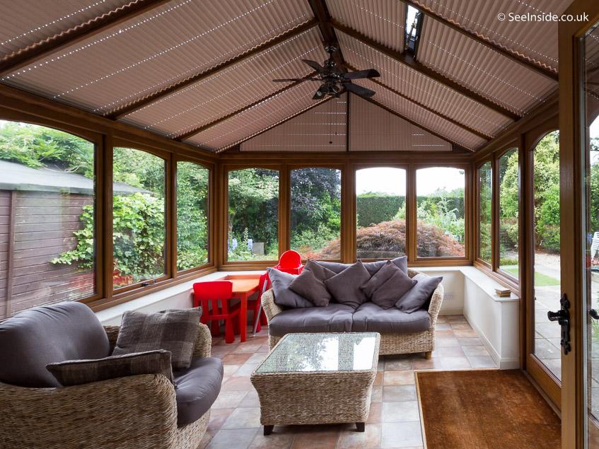 Woodland Cottage - Conservatory