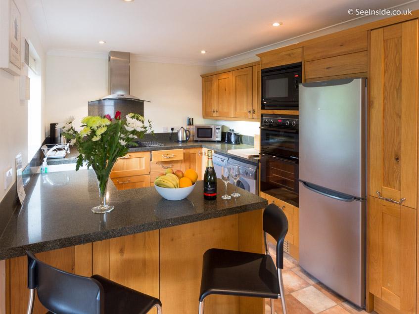 Woodland Cottage - Kitchen