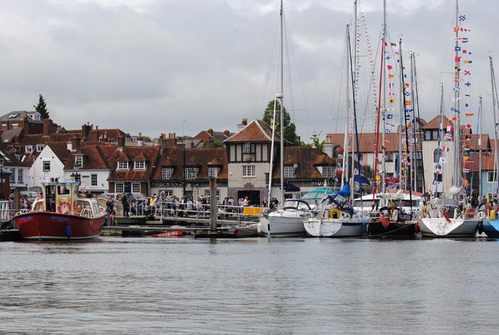 Lymington Quay - 1