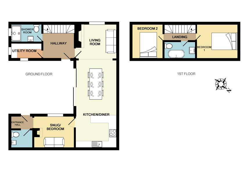 floorplan silverton cottage 1