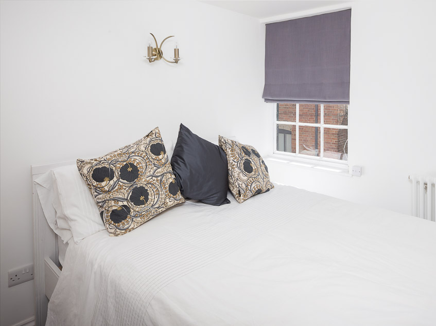 3 Church Lane bedroom 1