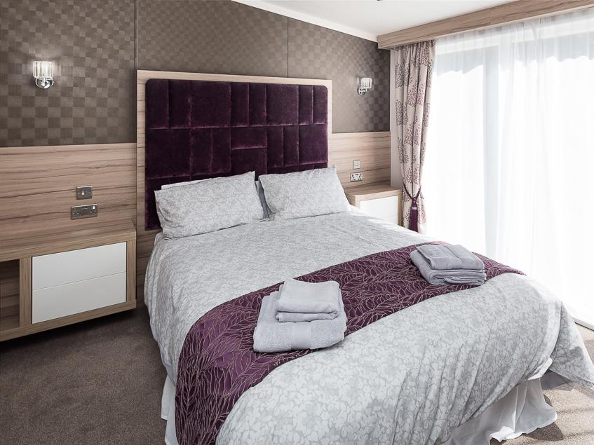 Dane Stream 8 double bedroom