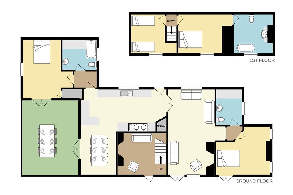 floorplan flanders cottage